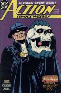 Action Comics (1938 series) #631, VF- (Stock photo)