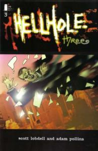 Hellhole #3, NM (Stock photo)