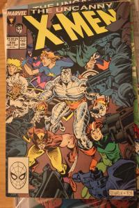 The Uncanny X-Men 235 FN