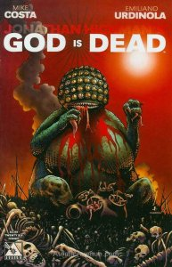 God Is Dead #26C VF/NM; Avatar | save on shipping - details inside