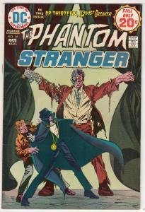 Phantom Stranger, The #34 (Jan-75) VF+ High-Grade The Phantom Stranger