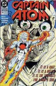 Captain Atom (1987 series) #43, NM (Stock photo)