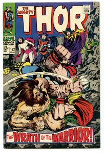 Thor 152 May 1968 VF (8.0)
