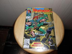 Ravage 2099 (1992) #2 Jan 1993 Cover price $1.75 Marvel