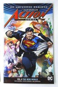 Action Comics (2016 series) Trade Paperback #4, VF+ (Stock photo)