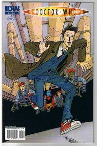 DOCTOR WHO #12, NM, Paul Grist, Keep of the Grass, 2009, IDW, more DW in store