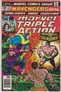 Marvel Triple Action #32