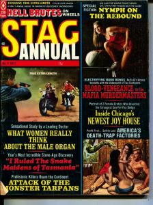 Stag Annual-1971-Pussycat-Motorcycles-Mafia-Sex-Adventure