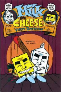 Milk & Cheese #5 VF/NM; Slave Labor | save on shipping - details inside