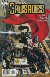 Crusades, The #5 VF/NM; DC/Vertigo | save on shipping - details inside