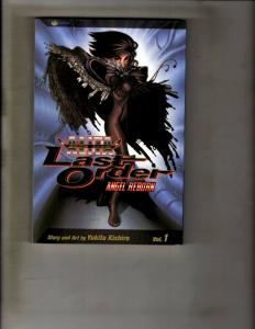 Battle Angel Alita: Last Order Vol #1 2 3 4 5 6 Viz TPB Graphic Novels Manga CE4