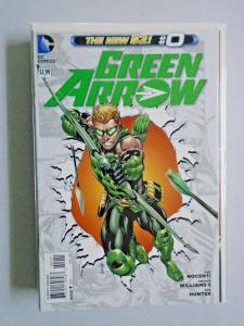 Green Arrow set #0 to #52 but... - 4th Series New 52 - see pics - avg 8.0 - 2011