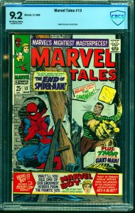 Marvel Tales #13 CBCS NM- 9.2 Off White to White Comics