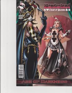 "11/"" x 17/"" ART PRINT The Black Sable #1 Cover C Zenescope Ruiz Burgos"