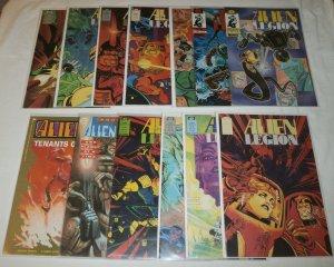 Alien Legion   vol. 2 #3-10 +++ (set of 13)