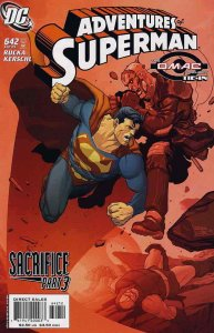Adventures of Superman #642 (2nd) VG; DC   low grade comic - save on shipping -