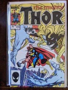 Thor #345 (1984) VF