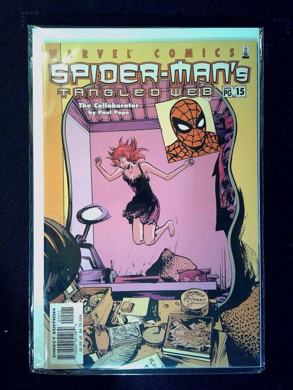 Spider-Man's Tangled Web #15 (2002)