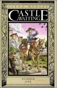 Castle Waiting #1 (2nd) VF/NM; Olio | save on shipping - details inside