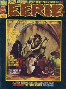 Eerie (1965 series) #63, VF (Stock photo)