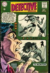 DETECTIVE COMICS #379-BATMAN AND ROBIN VG