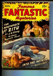 Famous Fantastic Mysteries-Pulp-11/1942-Robert W. Chambers