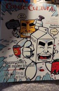 comics culture vol 2 issue 4