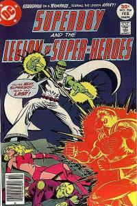 Superboy (1949 series) #224, Fine- (Stock photo)