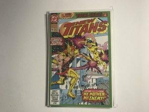 The New Titans #92 (1992)VF VERY FINE 8.0 VF3B1