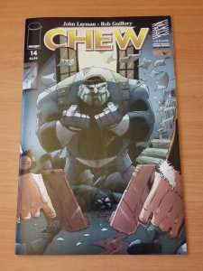 Chew #14 ~ NEAR MINT NM ~ 2010 Image Comics