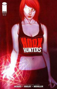 Hoax Hunters #6 VF/NM; Image | save on shipping - details inside