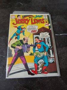 Adventures of Jerry Lewis #105 (1968)