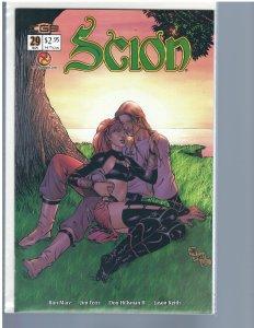 Scion #29 (2002) NM