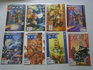 Ultimate X-men lot 67 from #1-95 + Special + Annual #1+2 avg 8.0 VF (2001-08)
