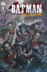 Batman Who Laughs #1 Parrillo Variant