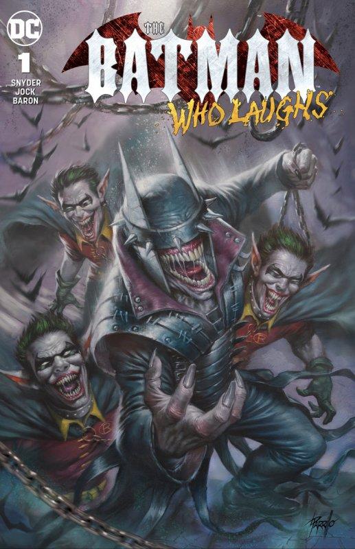 Batman Who Laughs #1 Parrillo Variant