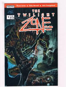 The Twilight Zone # 1 NM Now Comic Books Hit Television Series WOW!!!!!!!!!! SW3