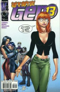 Gen13 #52 VF; Image | save on shipping - details inside