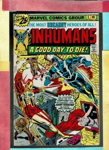 THE INHUMANS 4