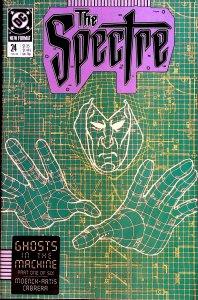 The Spectre #24 (1989)