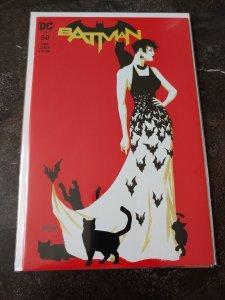 Batman #50 Dave Johnson Variant NM DC Catwoman
