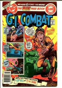 G.I. COMBAT #227-DC WAR-HAUNTED TANK FN/VF