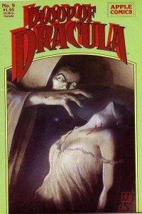 Blood of Dracula #9, VF+ (Stock photo)