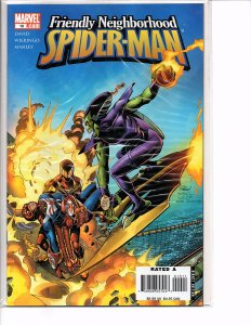 Marvel Comics Friendly Neighborhood Spider-Man #10 Spider-Man & Hobgoblin 2211