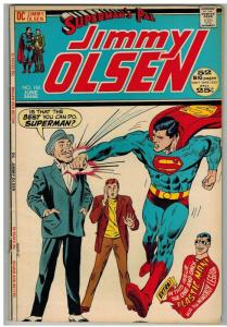 JIMMY OLSEN 150 VG-F June 1972