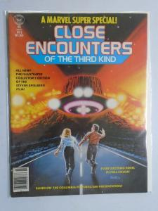 Marvel Comics Super Special #3 - Close Encounters of Third Kind - 7.5? - 1978