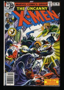 X-Men #119 VF- 7.5 Marvel Comics