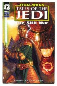 Star Wars: Tales of the Jedi The Sith War #1 1st Mandalore