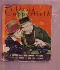 CHARLES DICKENS' DAVID COPPERFIELD #1148 BLB-W C FIELDS G/VG