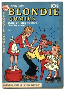 Blondie #11 1949- Golden Age comic- VG+